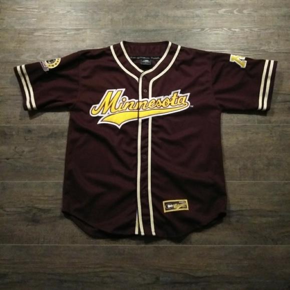 best loved c0bda 99917 Minnesota Baseball Jersey